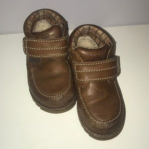 Boys UGG boots size 10